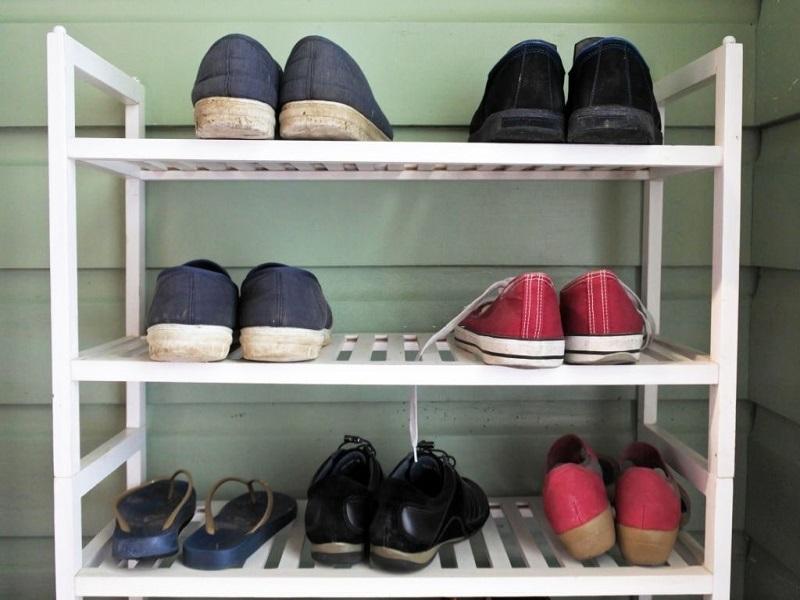 kệ để giày