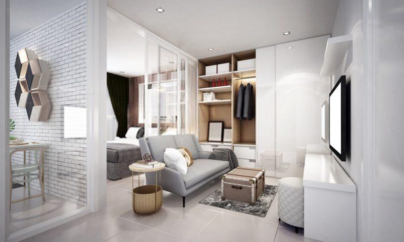 nội thất cho không gian nhỏ