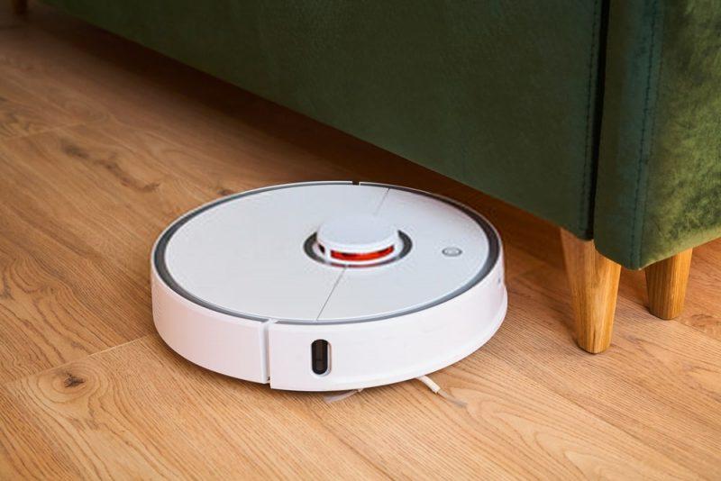 robot hút bụi lau nhà